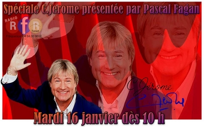 speciale Totalement C Jerome avec Pascal Fagan Radio RFR-article