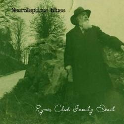 1ere et 4eme de couverture devant  CD Ryner club family dead copie