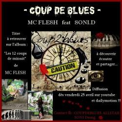 """Annonce """"Coup de Blues"""""""